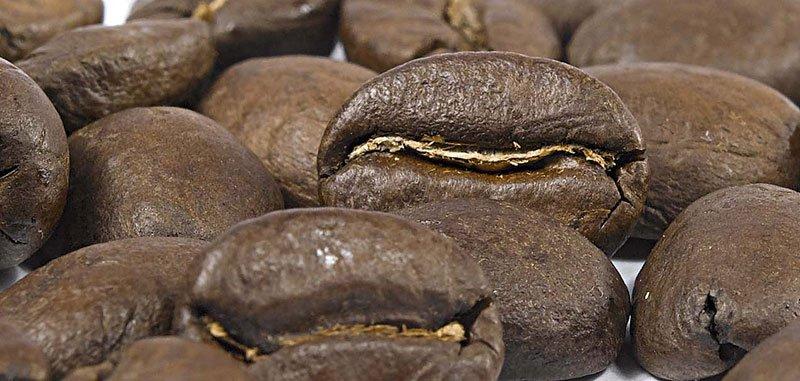 praženie kávy